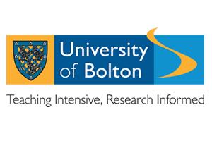 Bolton University logo