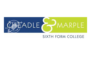 Cheadle and Marple Sixth Form College logo